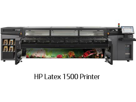 $1 Accessories with HP Latex 1500 Printer Purchase, HP - Large Format & Textile