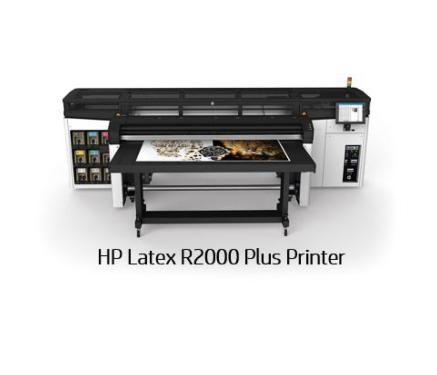 Save up to $25,000 on the Purchase of an  HP Latex R Series, HP - Large Format & Textile